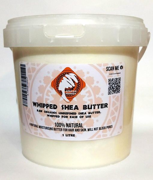 Whipped Shea Butter 1litre
