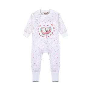 Little Wings Newborn Romper