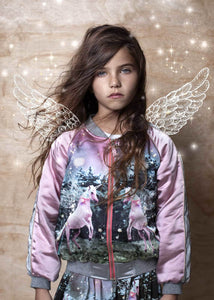 Paper Wings 4 Jacket