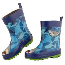 Shark Rainboots
