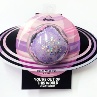 You're Out of This World Bath Bomb