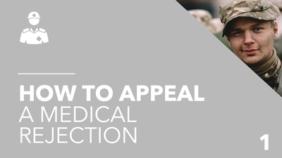 How to Appeal a British Army Medical Rejection