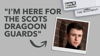 Royal Scots Dragoon Guards Hopeful Rejected for Weak Nut Allergy