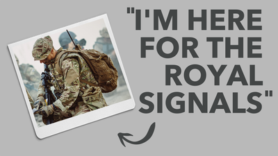 Royal Signals Hopeful Rejected Over Questionable Medical Circumstances