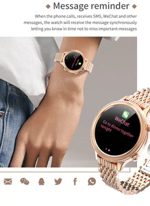 Activity Tracking Womanwatch™ [Fashion Editie]