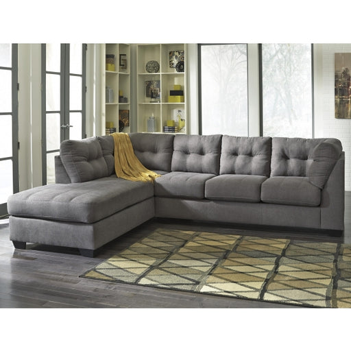 Sectionnel Ashley Maier Gris