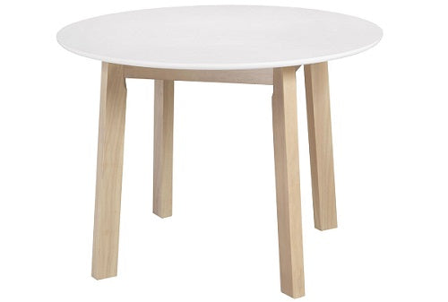 Table Kobia blanc