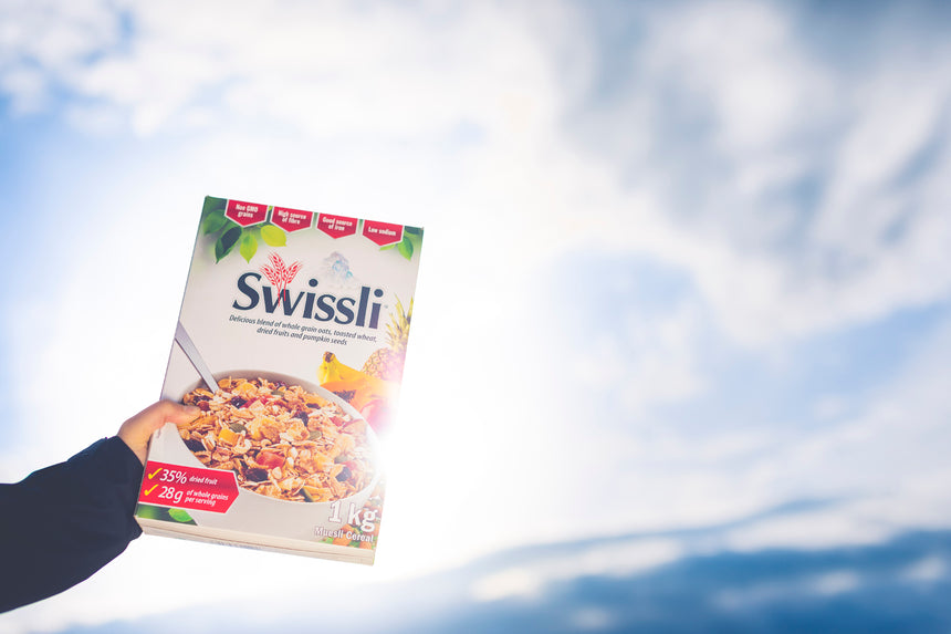 Swissli Muesli Collection