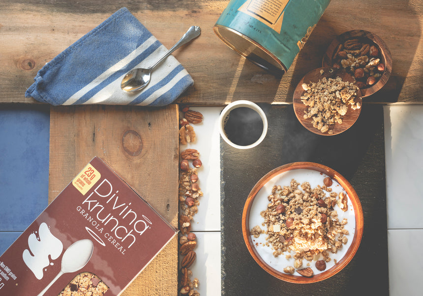 Gourmet Granola Blends