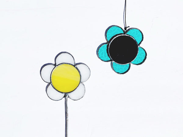 Stained Glass Flower Workshop [July 10]