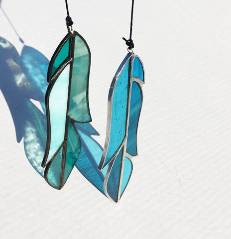 Stained Glass Feather Workshop [June 6]