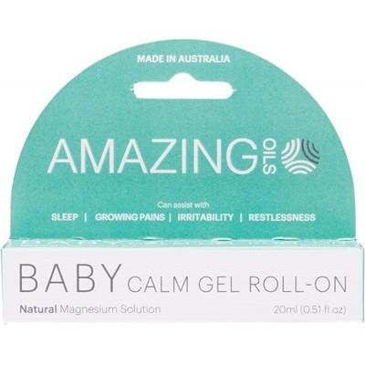 Magnesium - Baby Calm Gel Roll-On 20ml