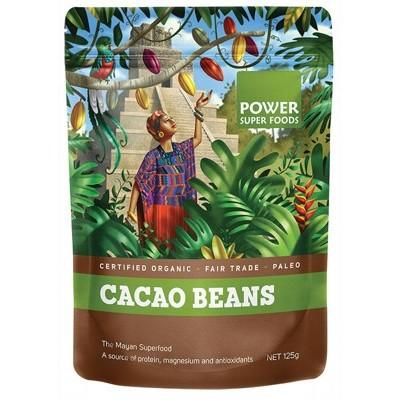 Cacao Beans -