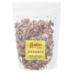 Activated Organic Mixed Nuts - Activated With Fresh Whey 300g
