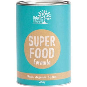 Superfood - Certified Organic Greens Pwdr 400g