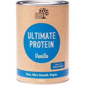 Ultimate Protein - Sprouted Brown Rice - Vanilla 400g