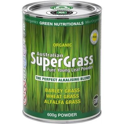 Organic Supergrass - Powder 600g