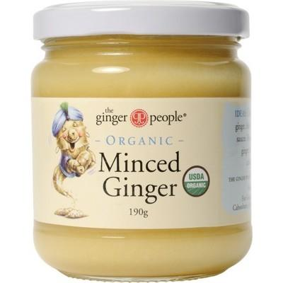 Minced Ginger 190g