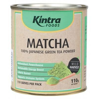 Matcha Green Tea - 100% Japanese Green Tea Powder 110g