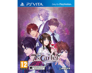 7'scarlet <p> Standard Edition - PS Vita™ <p>
