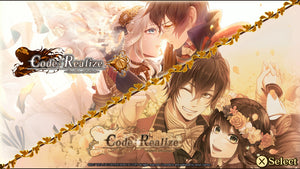 Code: Realize ~Wintertide Miracles~ <p> Standard Edition - PS4®