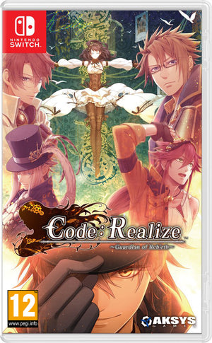 Code: Realize ~Guardian of Rebirth~ <p> Collector's Edition - Nintendo Switch™
