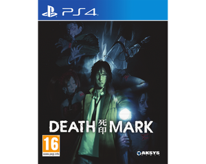 Death Mark <p> Standard Edition <br> PS4® <p>