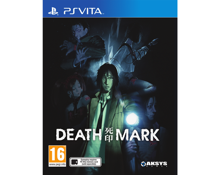 Death Mark <p> Standard Edition <br> PS Vita™ <p>