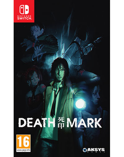 Death Mark <p> Limited Edition <br> Nintendo Switch™