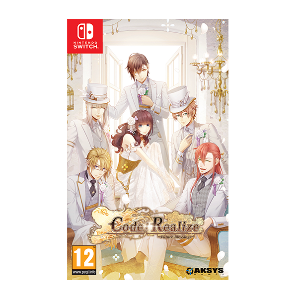 Code: Realize ~Future Blessings~ Standard Edition - Nintendo Switch™