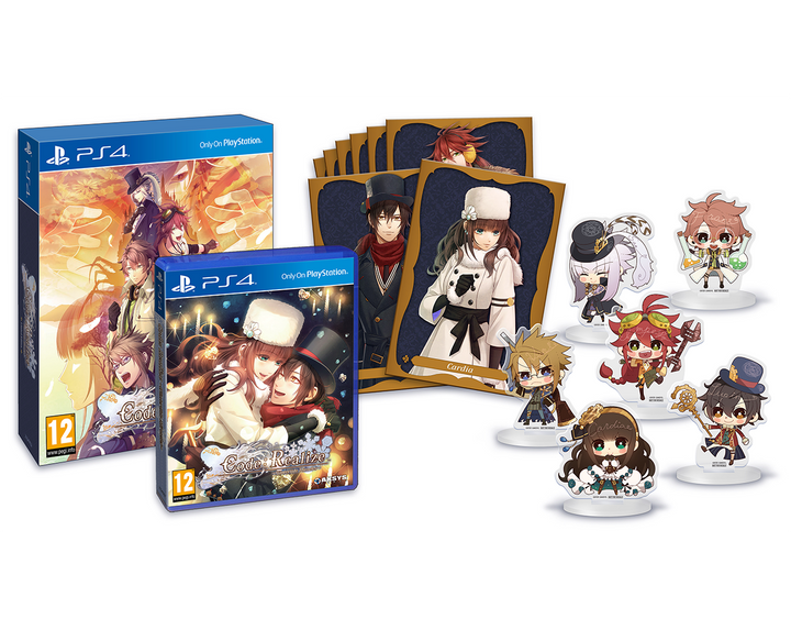 Code: Realize ~Wintertide Miracles~ <p> Limited Edition - PS4®