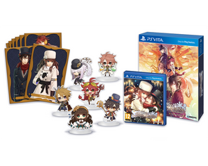 Code: Realize ~Wintertide Miracles~ <p> Limited Edition - PS Vita™
