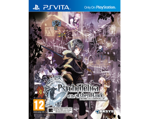 Psychedelica of the Ashen Hawk <p> Standard Edition - PS Vita™