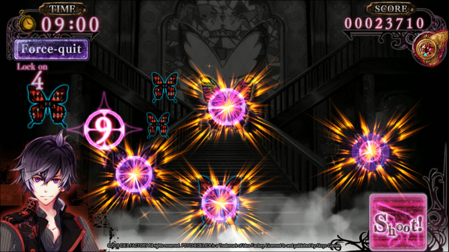 Psychedelica of the Black Butterfly <p> Standard Edition - PS Vita™