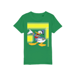 DONALD DUCK Organic Jersey Kids T-Shirt