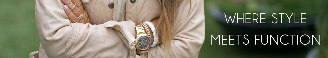 Watches & Bracelets
