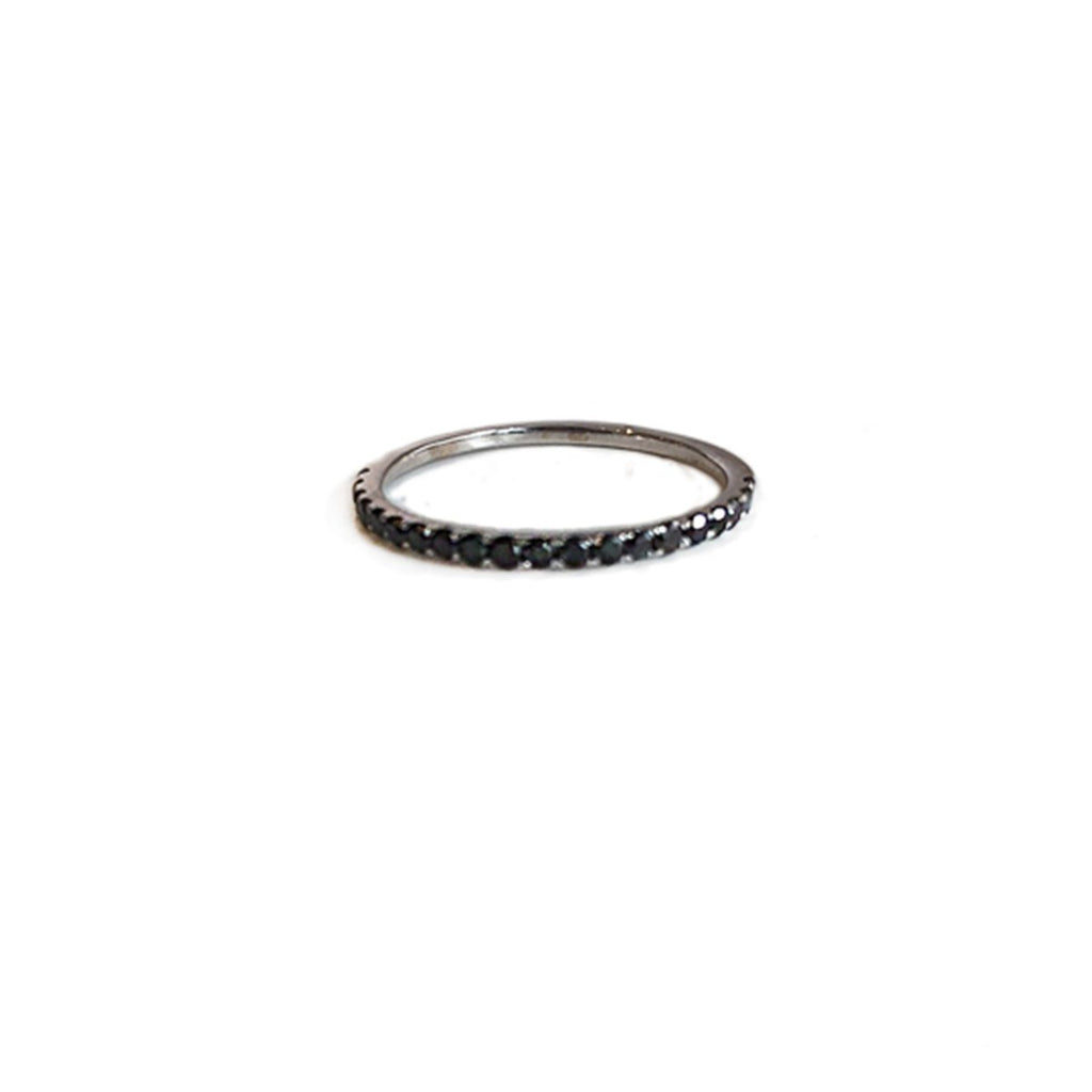 SALE Diamond Eternity Band Ring