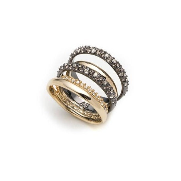 Multi Band Ring