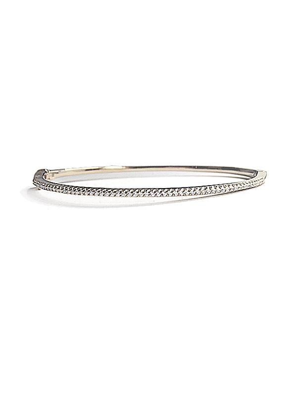 SALE Thin Bangle Bracelet
