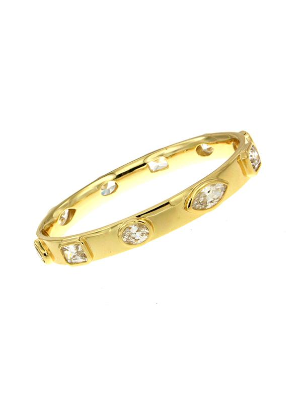 SALE Multi Stone Bangle Bracelet
