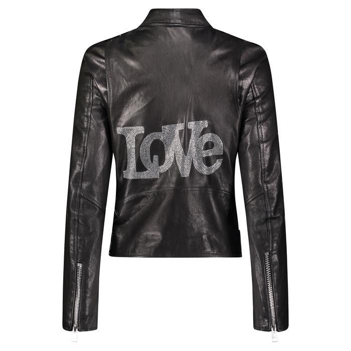 Love Leather Jacket