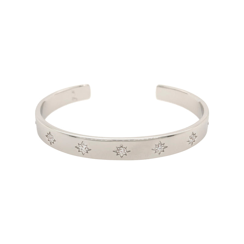 Stackable Star Cuff