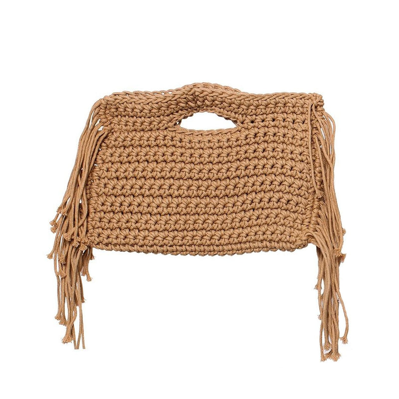 Side Fringes Handbag