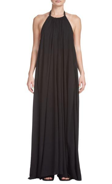 SALE Black Maxi Dress