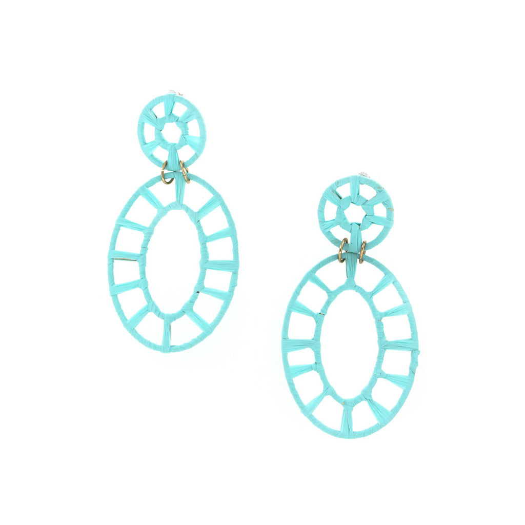 SALE Turquoise Drop Earrings