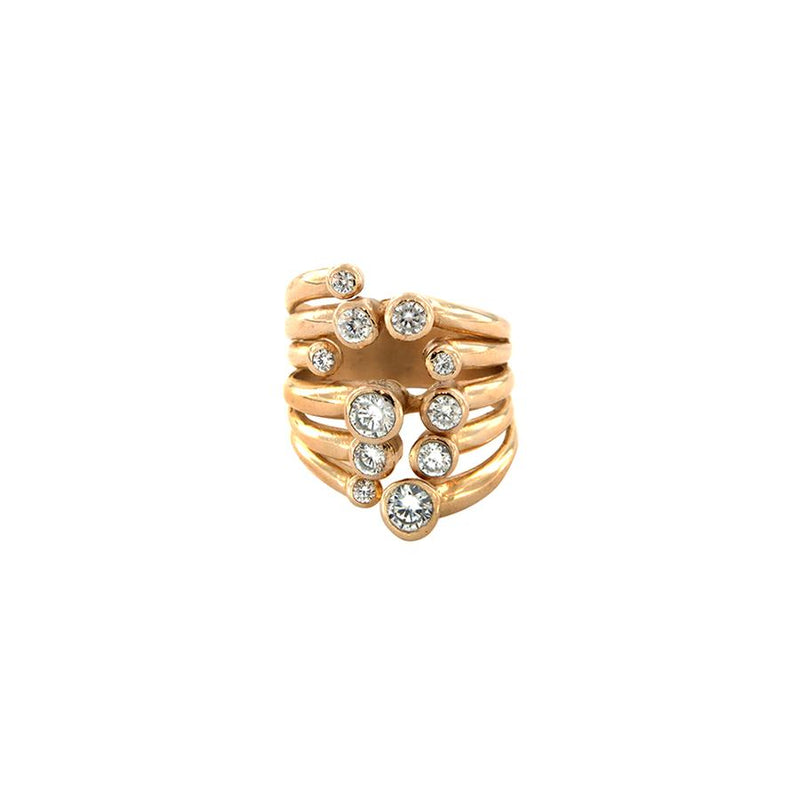 SALE Cluster Ring
