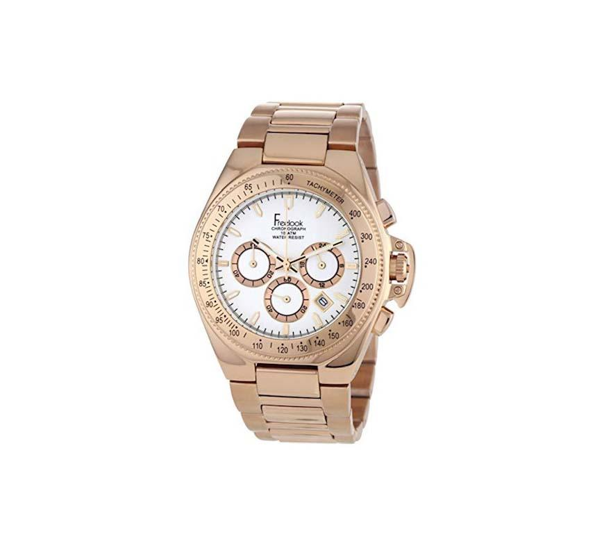 Rose Chrono Watch
