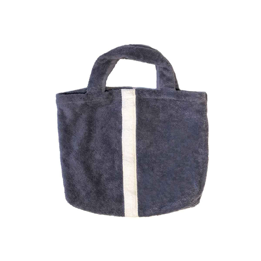 Terrycloth Beach Tote