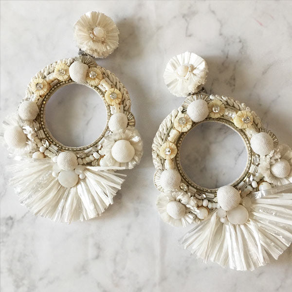 Statement Tribal Earrings