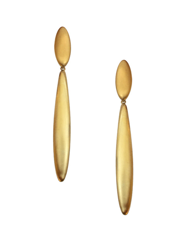 SALE Long Drop Earrings